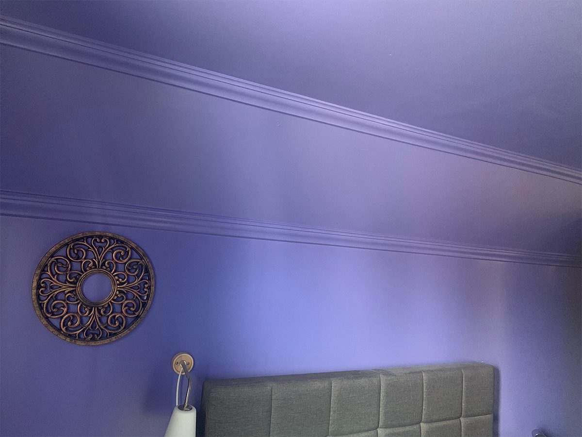 Plans for Our Purple Bedroom