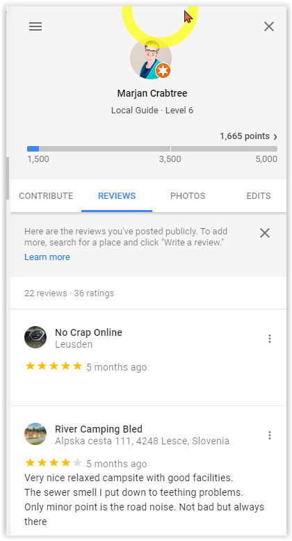 Reviews en Testimonials: bekijk reviews