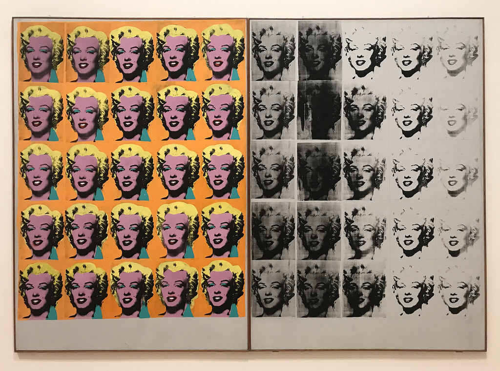 Andy Warhol Was Right When He Said Time Changes Things But You Actually Have To Change Them Yourself