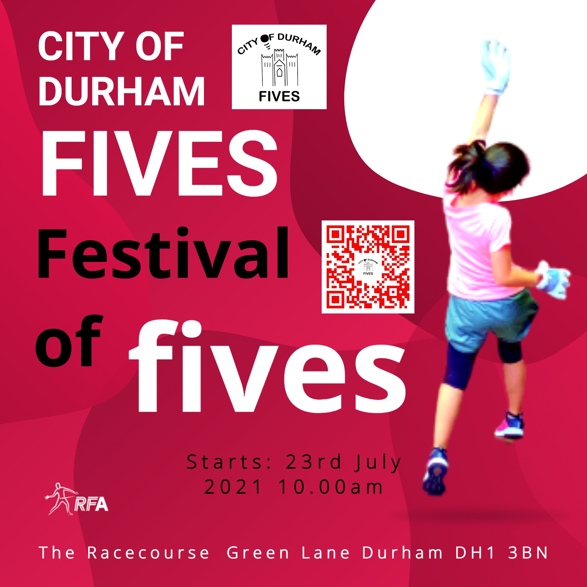 city of durham festival of fives