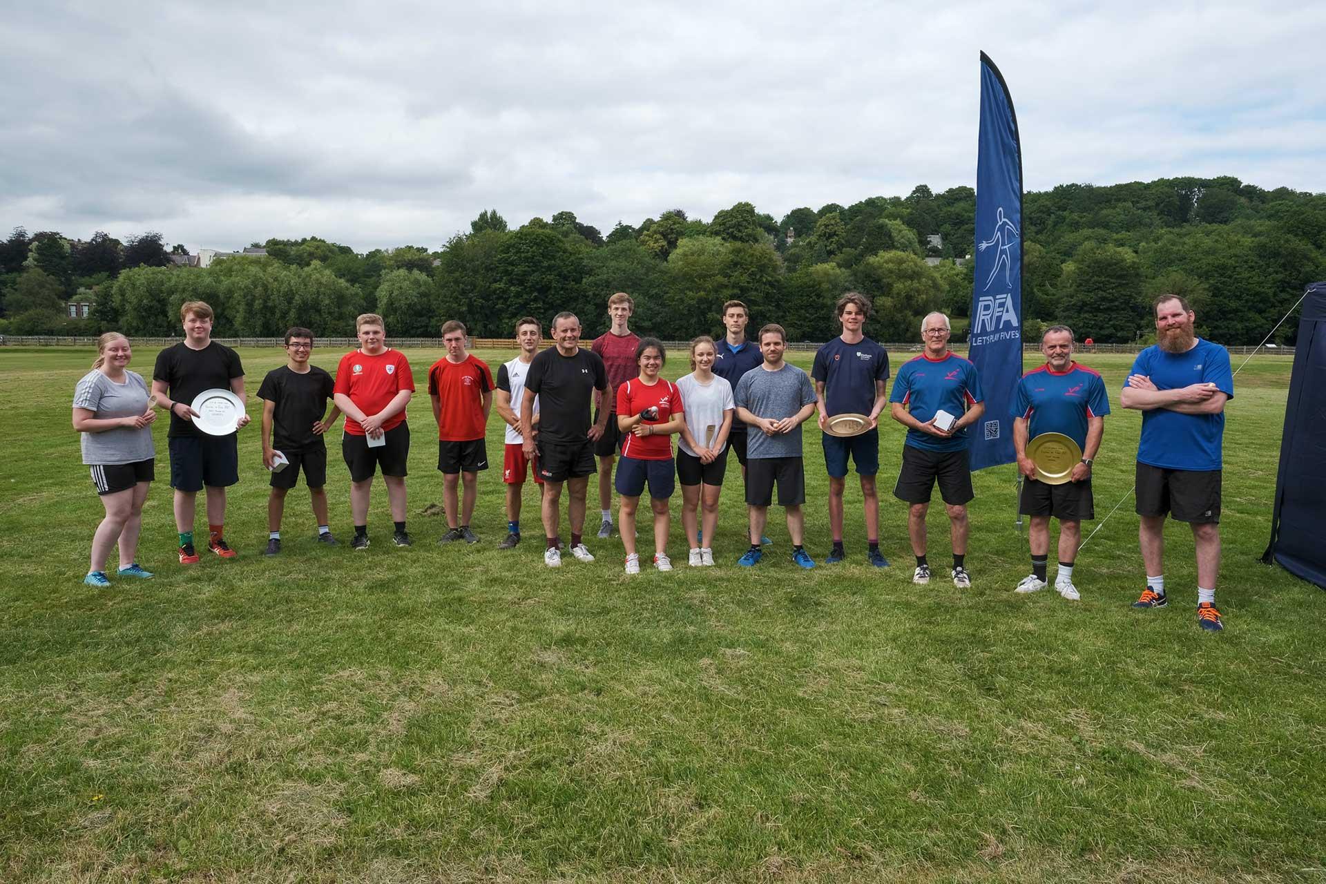 Durham Fives festival of Fives July 2021