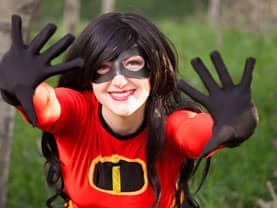 Incredible Superhero in Calgary is a great idea for birthday parties.