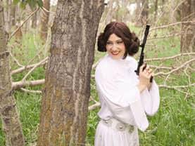 Galactic Princess comes to Calgary to bring space warrior magic