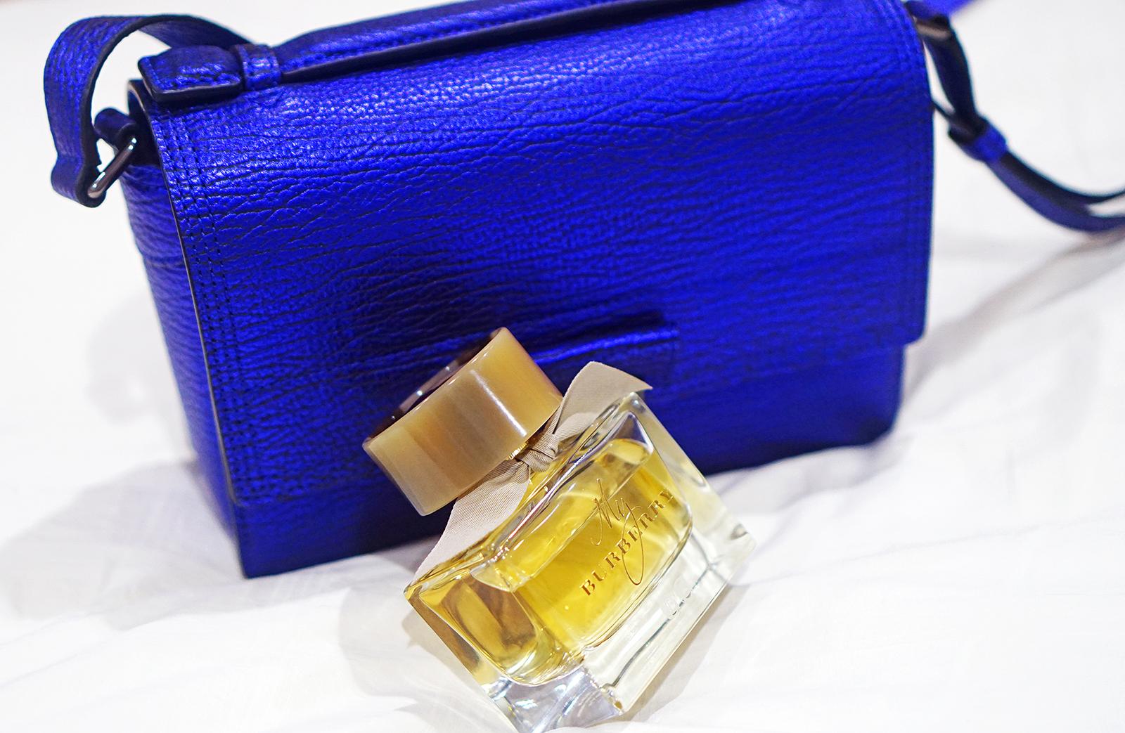 3.1 Phillip Lim Pashli Mini Messenger, My Burberry Perfume