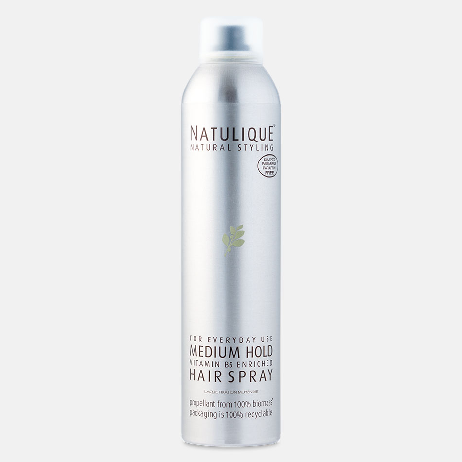 Medium Hold Hair Spray NATULIQUE