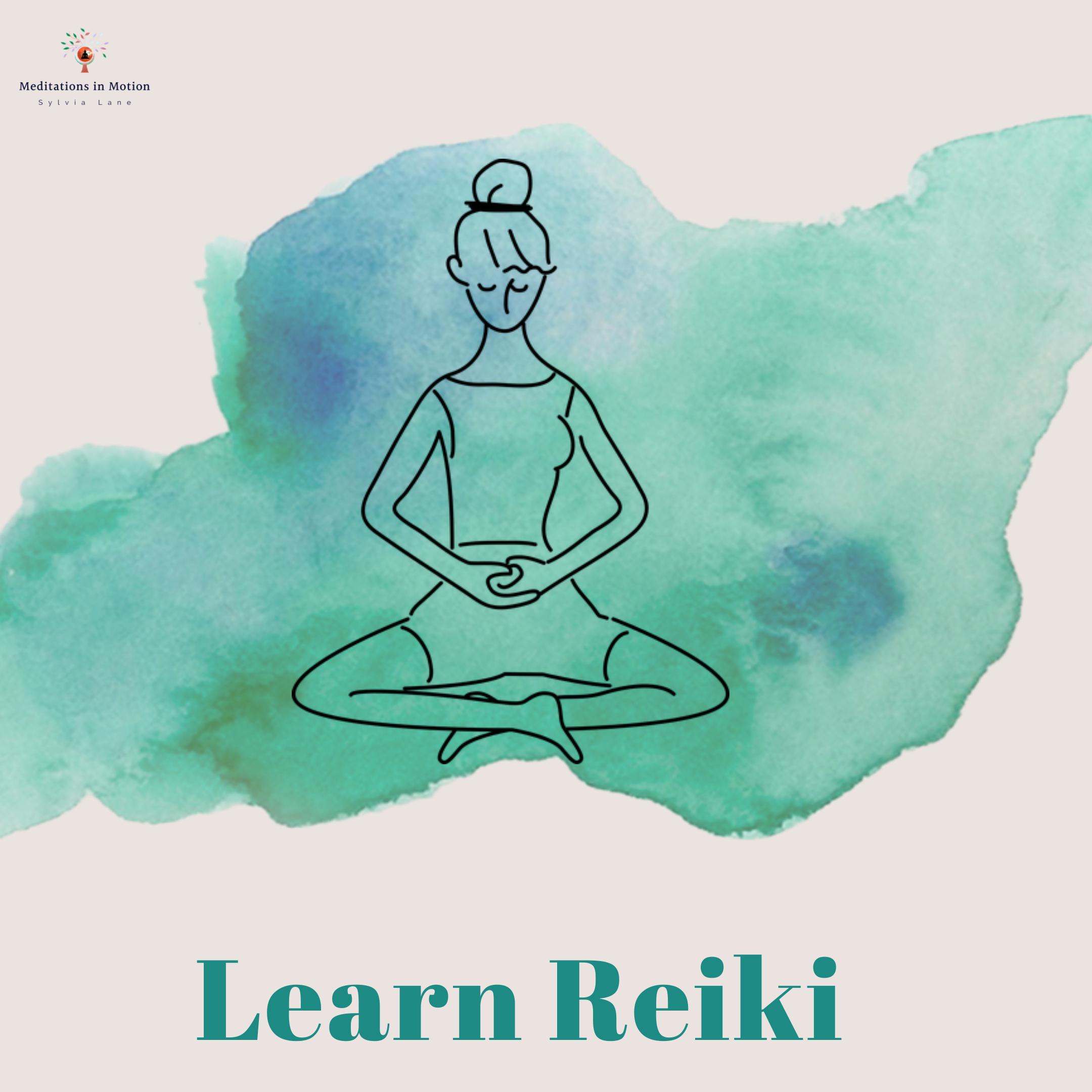 Learn Usui Reiki
