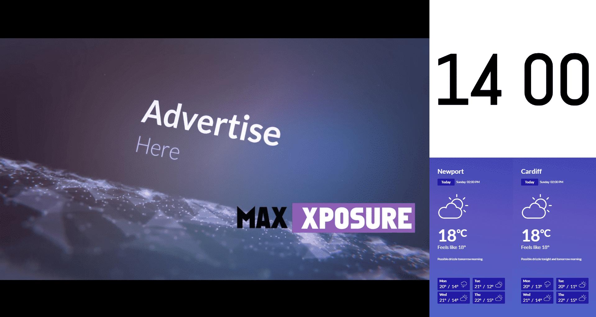 Max Xposure 3