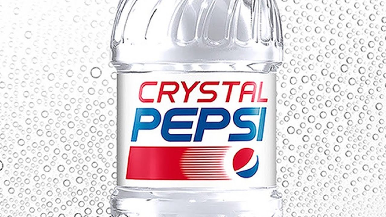 The Utter Failure of the Crystal Pepsi
