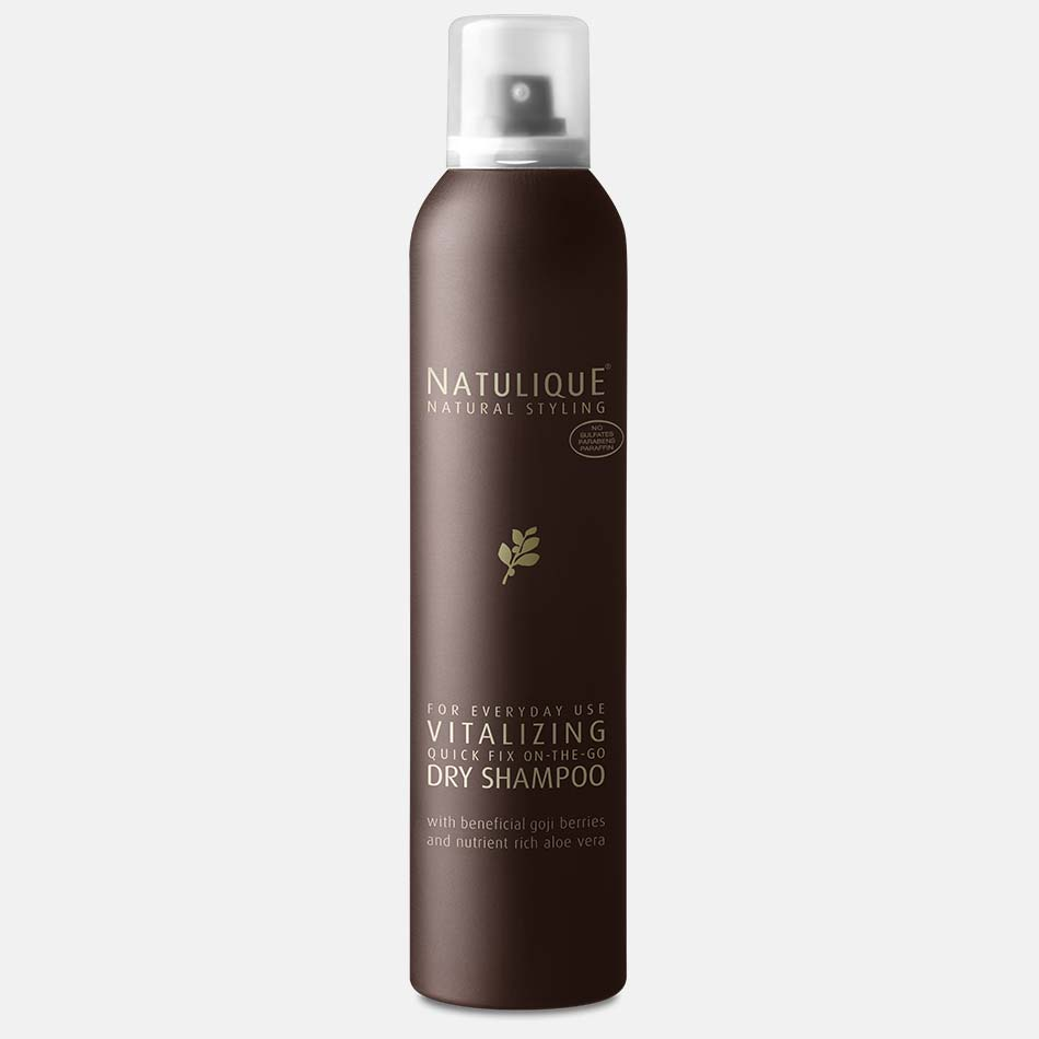 Add volume with Vitalizing Dry Shampoo