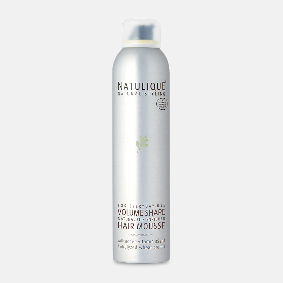 Volumizing Hair Mousse NATULIQUE