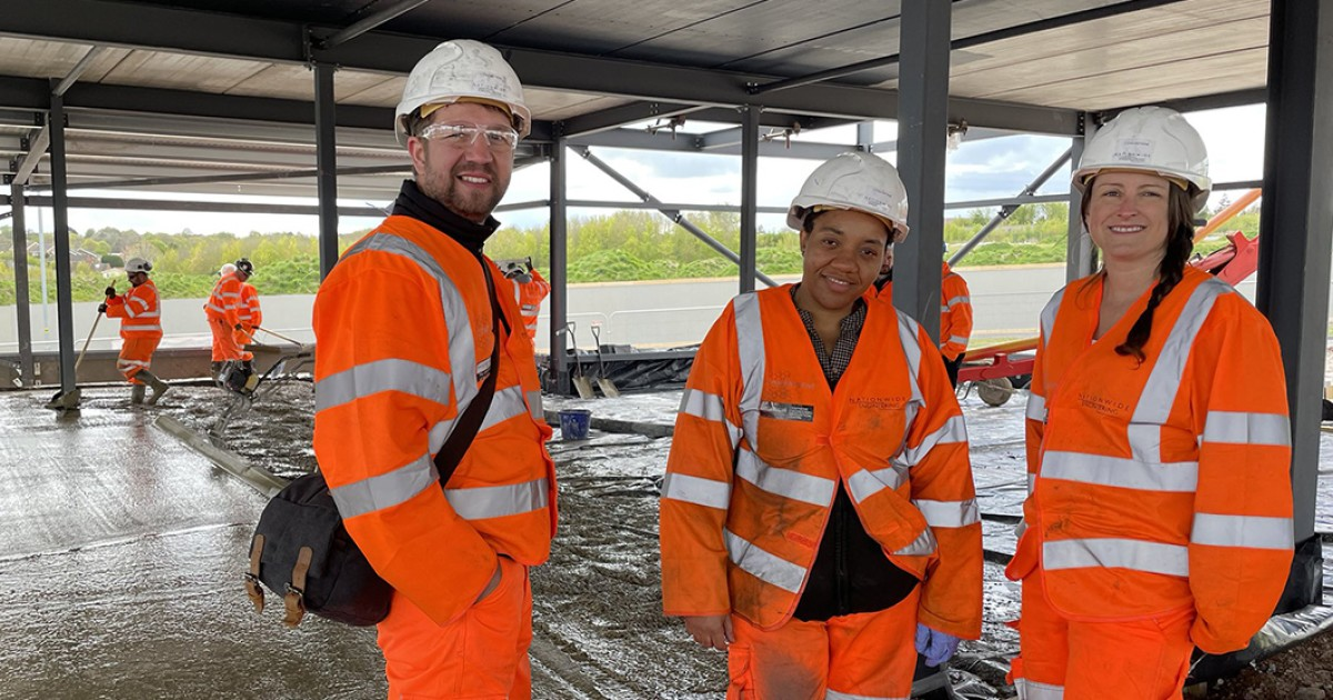 World-first For Sustainable Construction With Graphene Concrete Pioneered By Innovators In Manchester