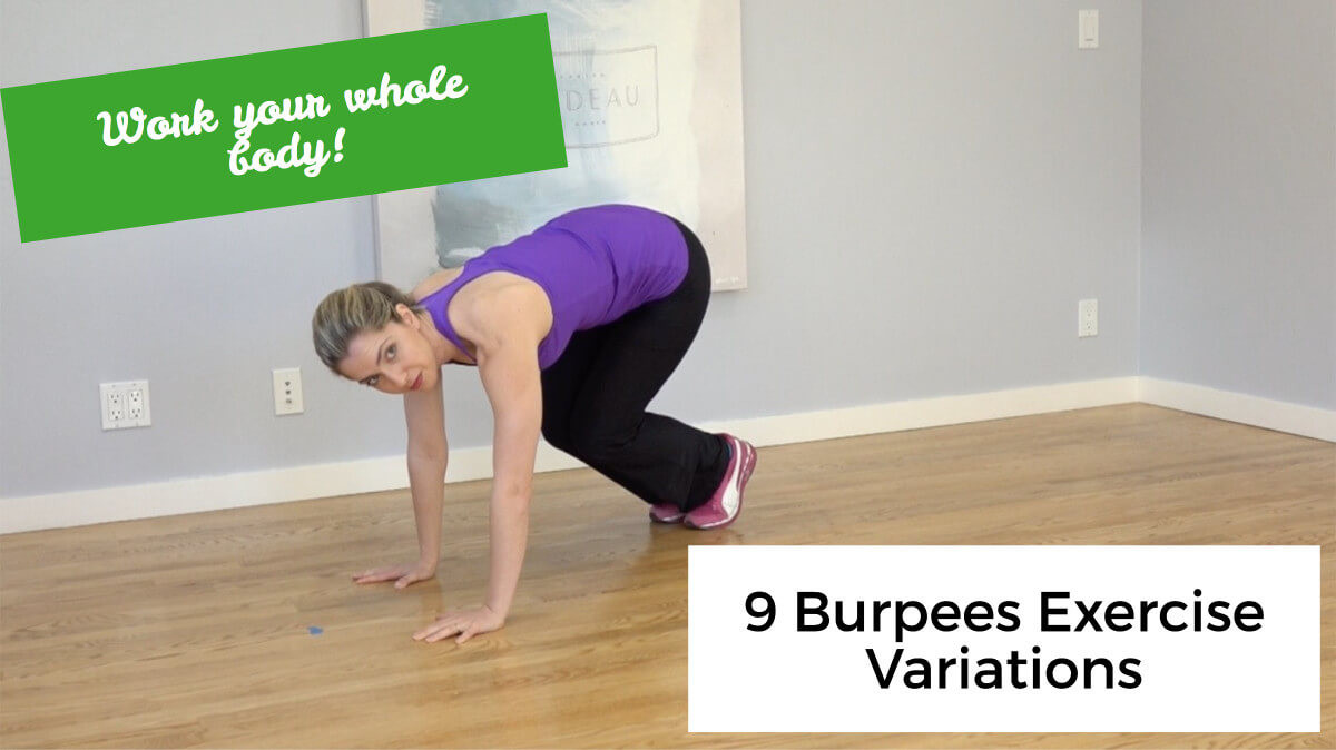 burpees exercise