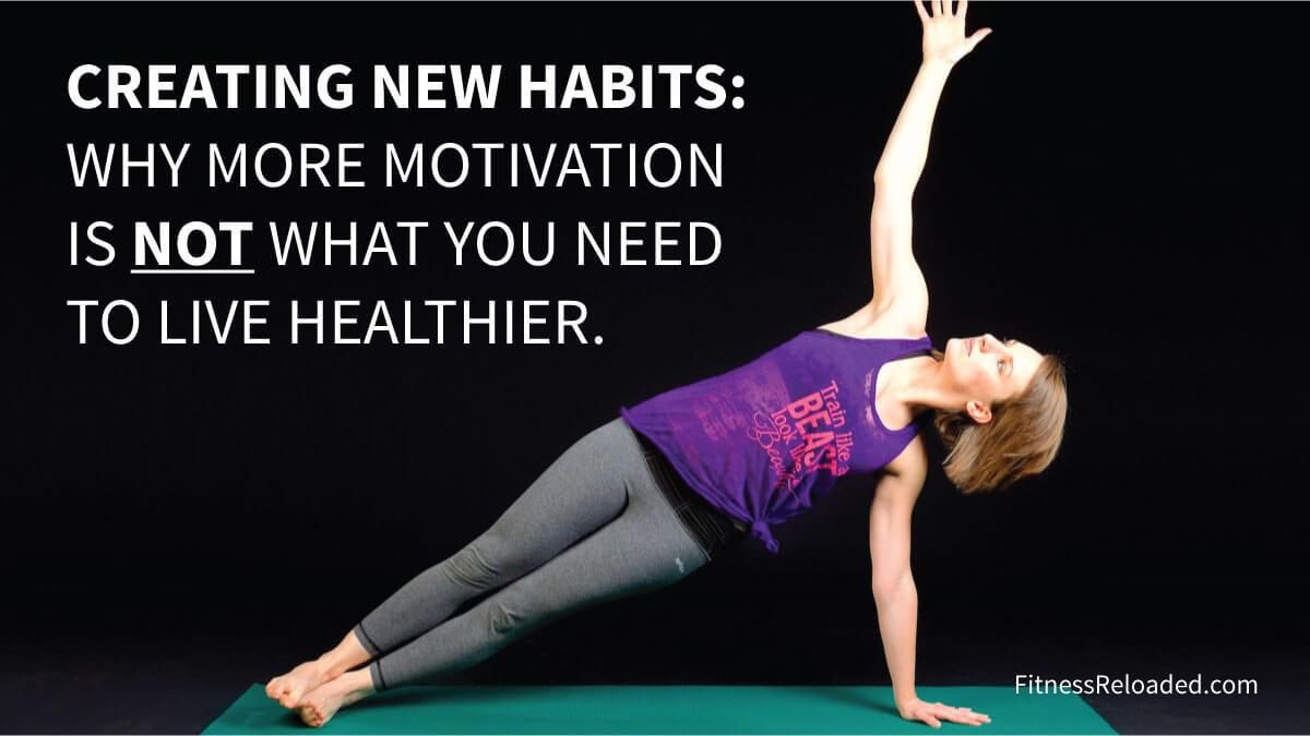 creating new habits