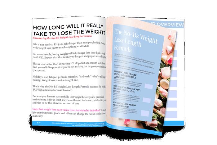 No-BS Weight Loss Length Formula