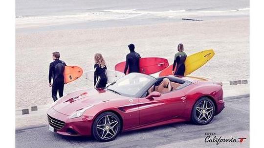 Ferrari California T Vorschau-Bild