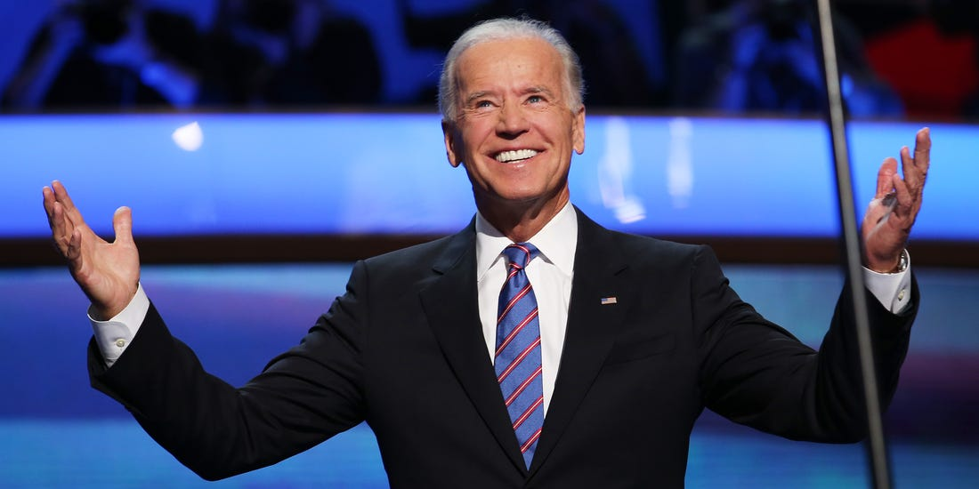 Joe Biden's 2020 Democratic National Convention Speech