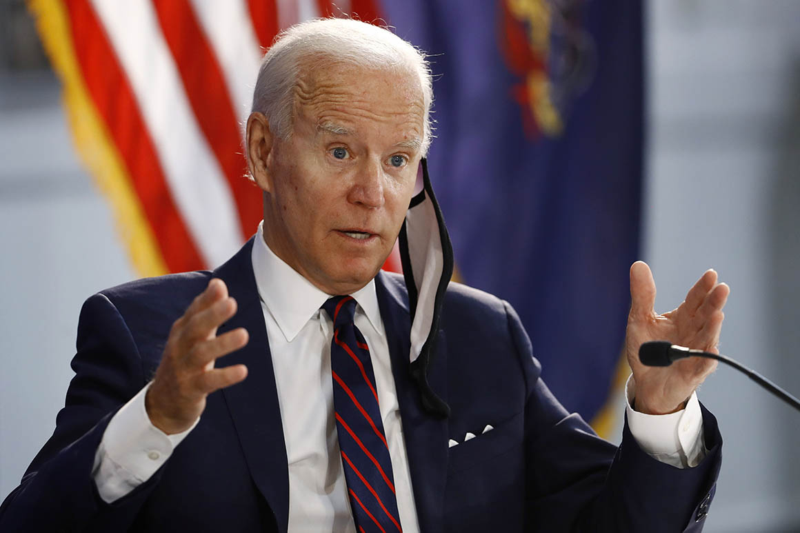 Joe Biden's  Speech After Becoming President-Elect of the United States of America
