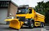 New generation gritters delivered to Worcestershire County Council