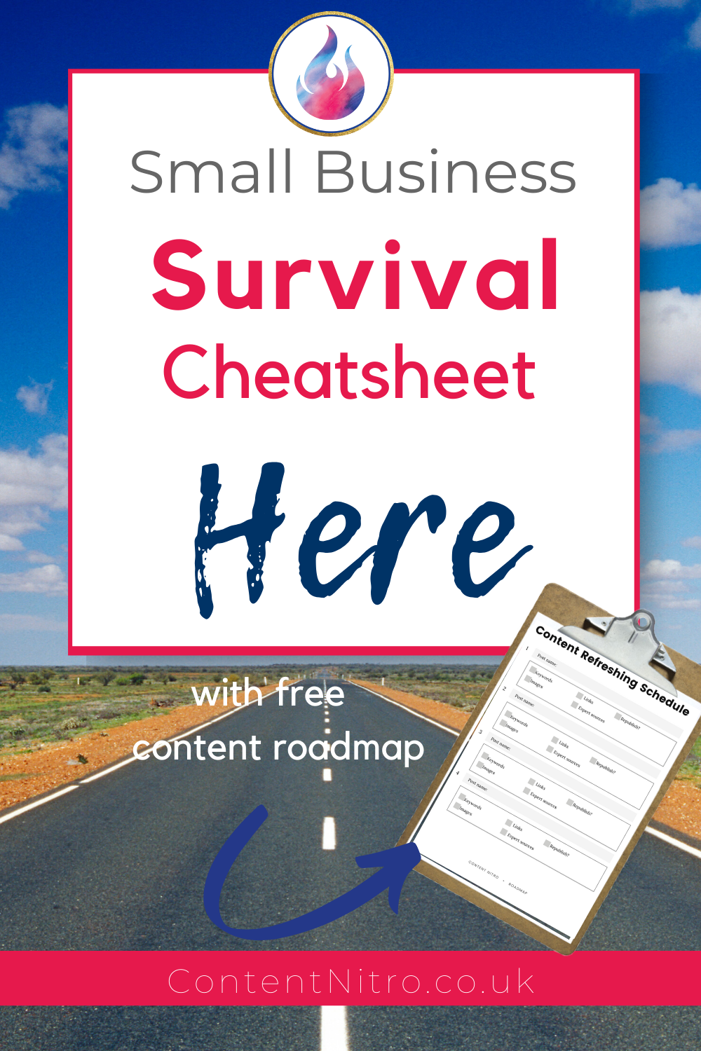 Your Small Business Survival Cheat Sheet