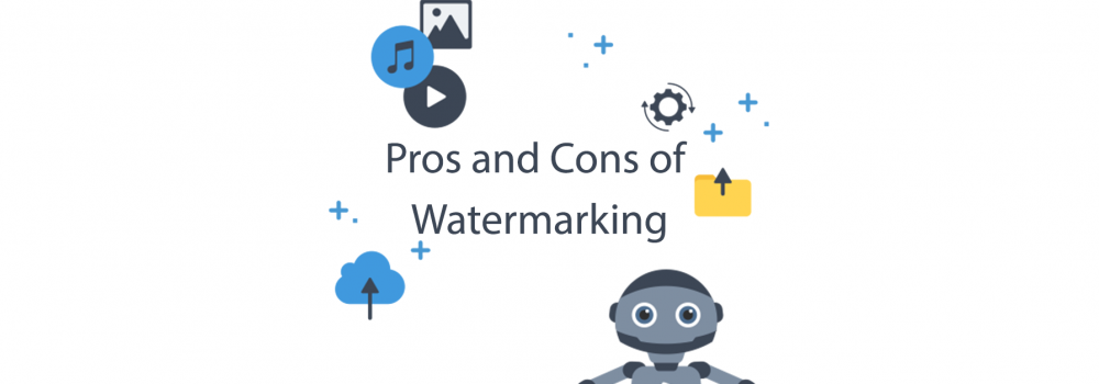 Pros and Cons of Watermarking your images