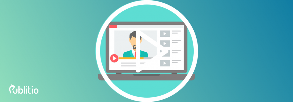 Publishing your video with Publitio video player for website