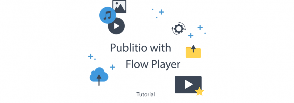 Using Publitio with Flow Player