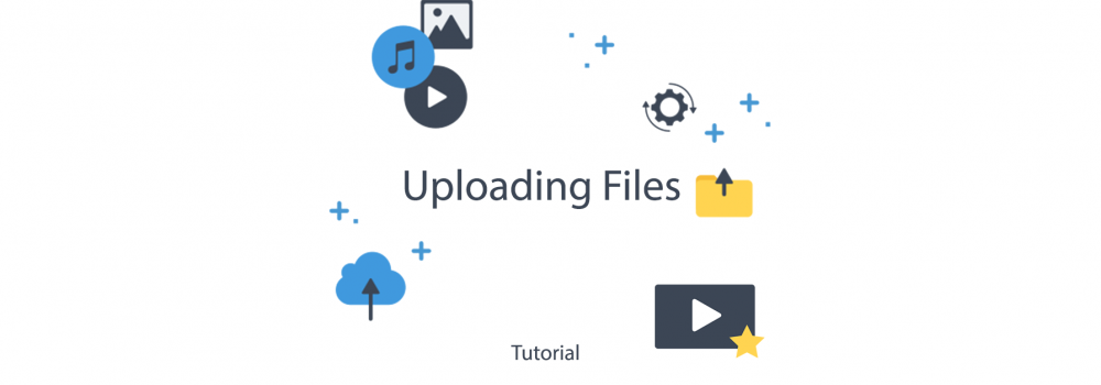 How to Upload File with Publitio - Dashboard