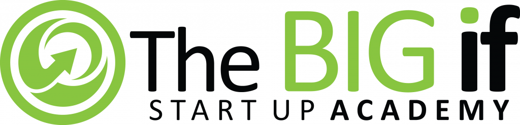 The BIG IF Start-Up Academy Logo