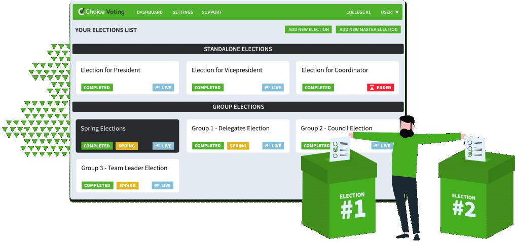 Online Election software