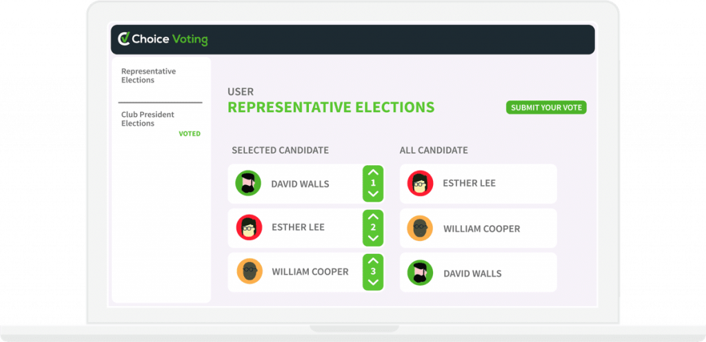 Online Voting platform software