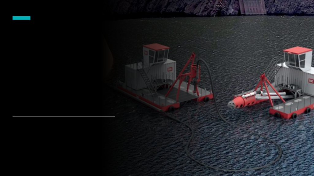 dredging, New Dredging Innovation Launched by Royal IHC – the IHC Otter, Innovolo Ltd