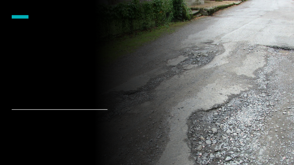 pothole, Satellite Image Technology Is Being Used To Find And Solve Potholes On Roads In Blackburn, Innovolo Ltd