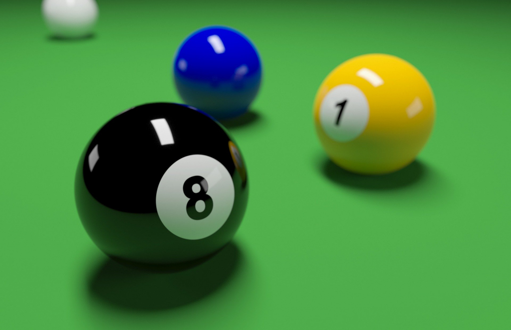 How to Make the 8-ball on a Break - Business and Innovation Strategy from the Billiard Room