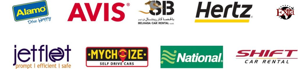 JetPrivilege Car Rental Partners