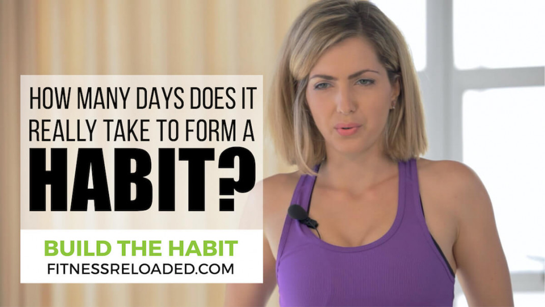 How Many Days Does It Take To Form A Habit? 'Not 21,' Science Says.