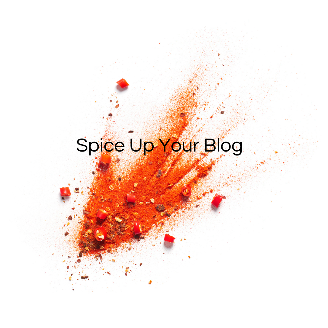 How to Spice Up your Blog for More Traffic via @saraharrow