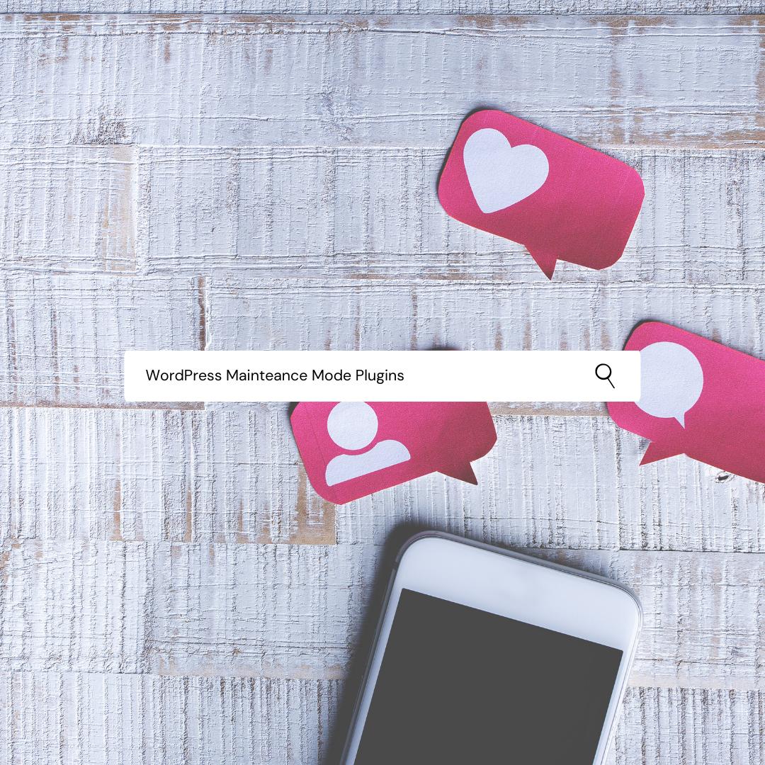5 Easy to Use Maintenance Mode Plugins for WordPress via @saraharrow