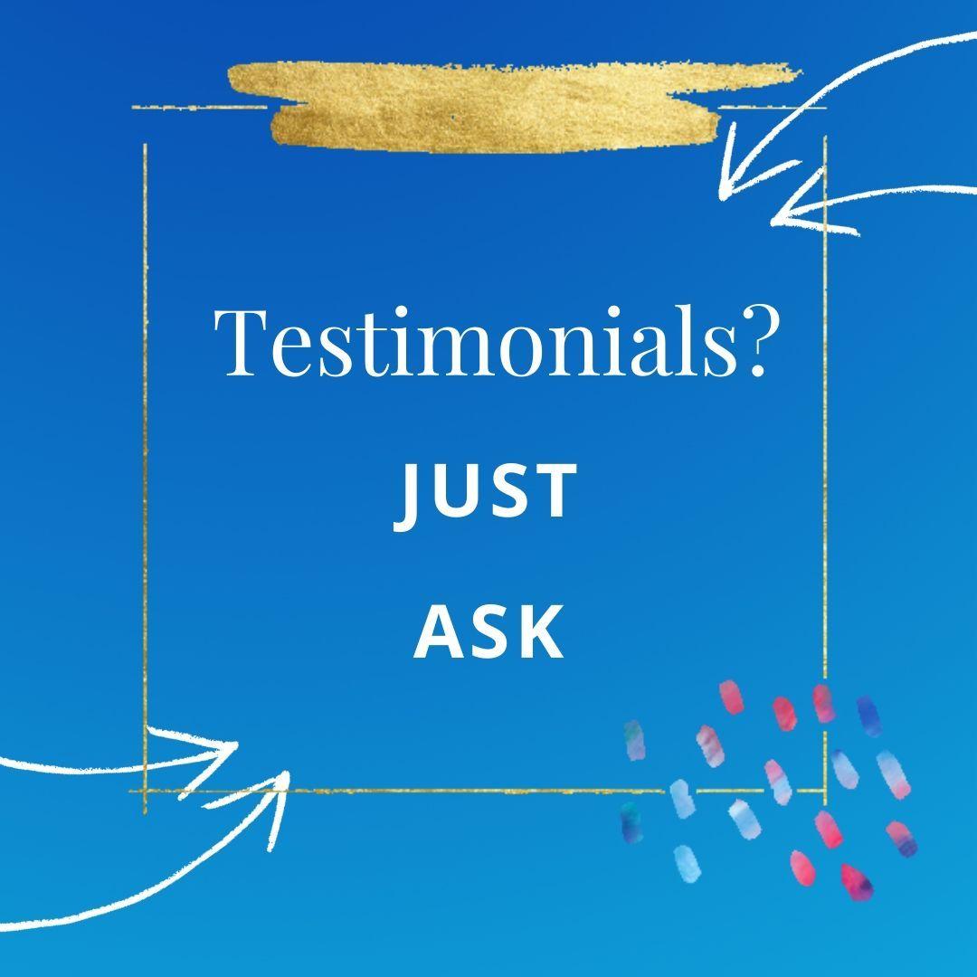 The Importance of Testimonials on Your Website via @saraharrow