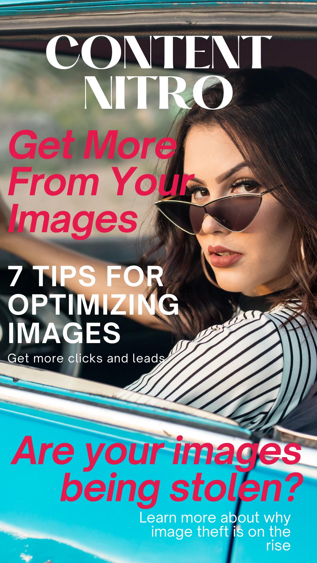 7 Ways to Optimize Your Images For Clicks & Leads via @saraharrow