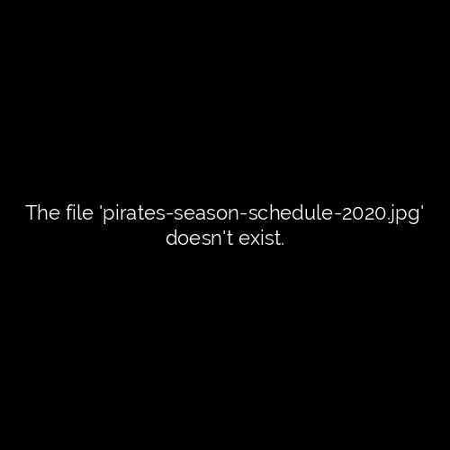 Massachusetts Pirates Announce 2020 Season Schedule 1