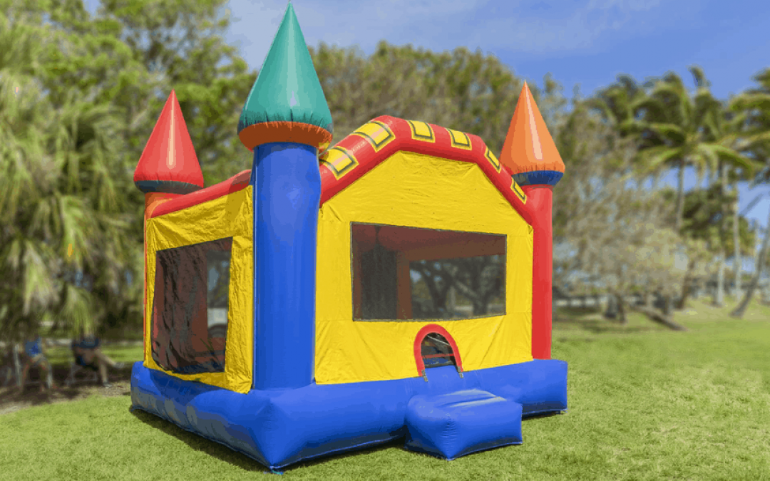 Having a Bounce House at Your Party: Know the Risks