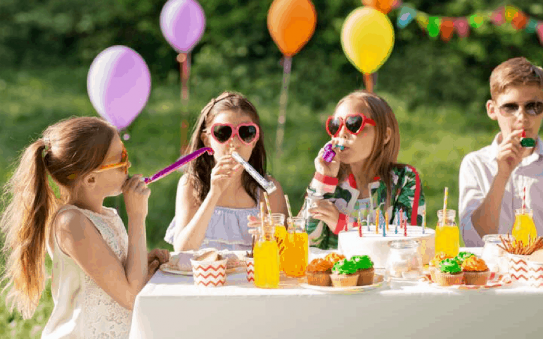 4 Stress-Reducing Party Planning Tips