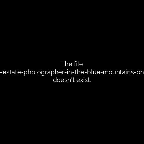 Real Estate Photographer in The Blue Mountains, Ontario, Canada.