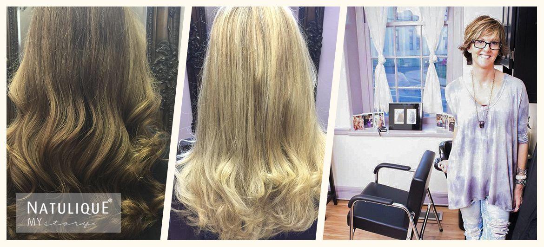 Hairdresser Donnatella shares her story