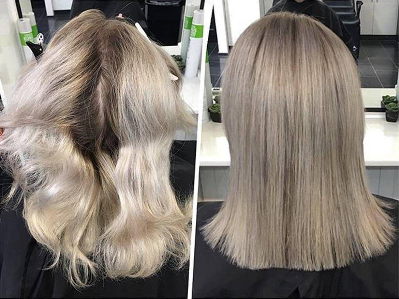 NATULIQUE Organic Hair Color Result