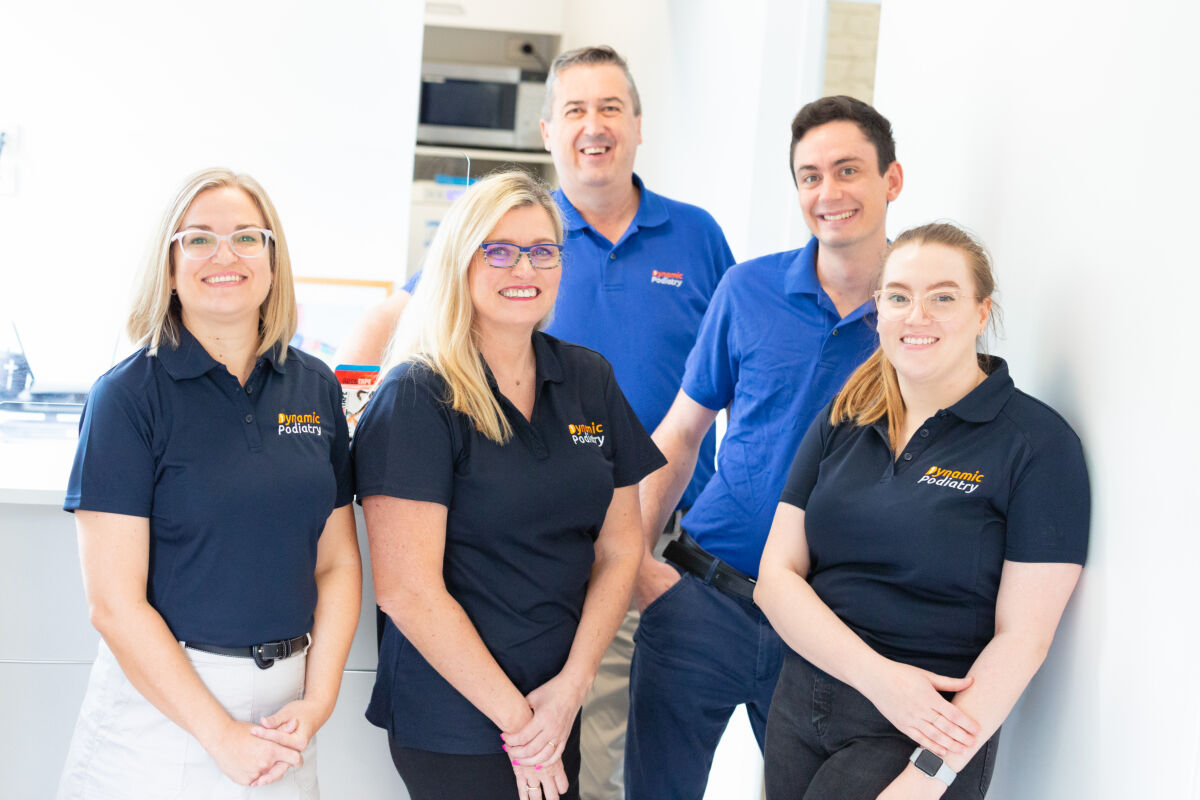 Dynamic Podiatry Team
