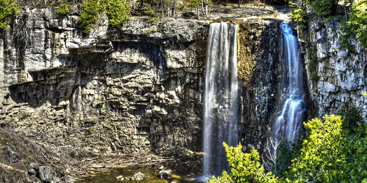 Hike the Bruce – Eugenia Falls