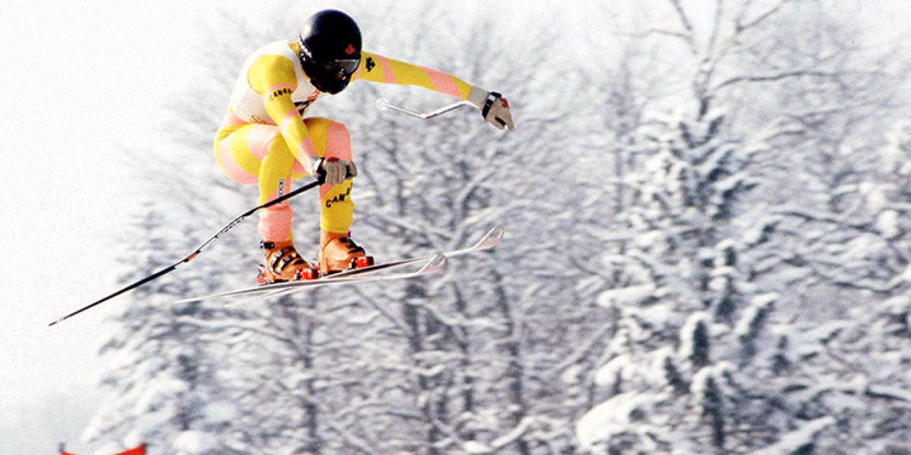 The Best Downhill Racer