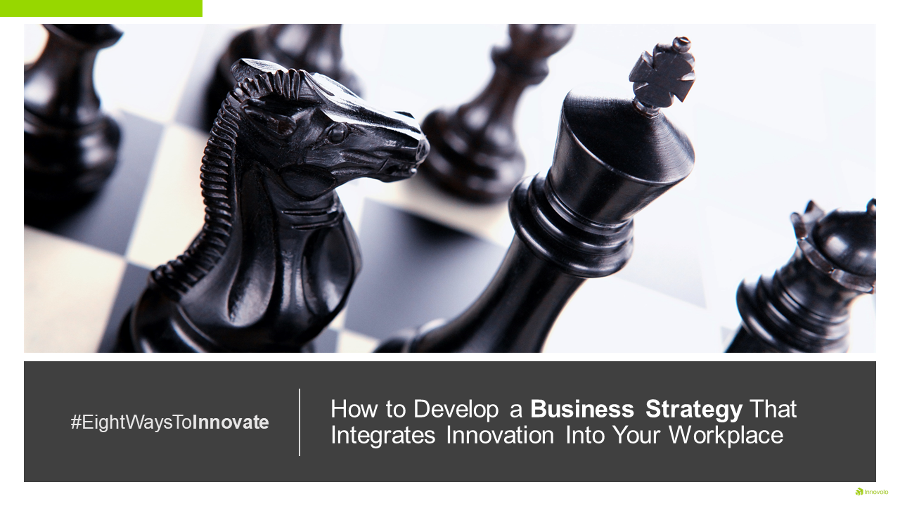 How to Develop a Business Strategy That Integrates Innovation Into Your Workplace