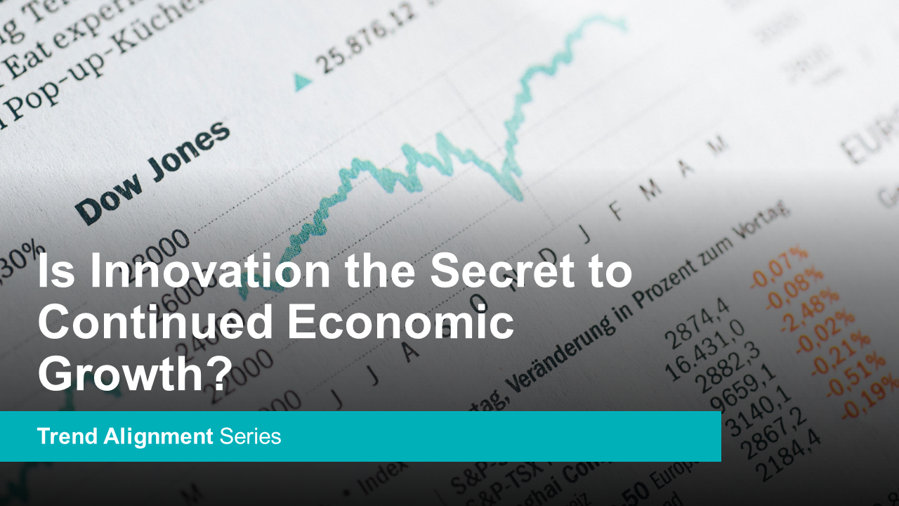 Is Innovation the Secret to Continued Economic Growth?